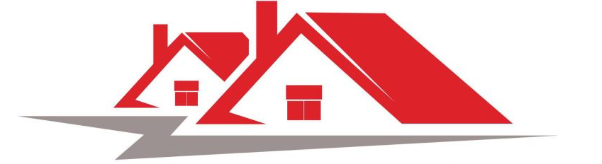 Bulldog construction and roofing logo